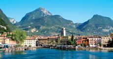 Pohodový týden v Alpách - Itálie - Moře Dolomit - Lago di Garda