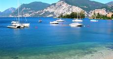 Pohodový týden na kole - Itálie - Moře Dolomit - Lago di Garda