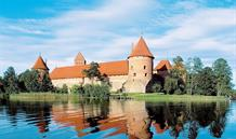 Litva, Estonsko, Lotyšsko - Národní parky Pobaltí a estonské ostrovy Saaremaa a Muhu