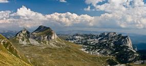 Černá Hora - Pohodový týden - Dolomity Balkánu - NP Durmitor s mořem