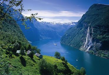 Norsko - Do srdce norských fjordů