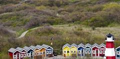 Německo - ostrov Helgoland - přírodní krásy a památky UNESCO
