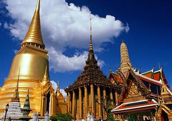 Thajsko - příroda, památky a ostrovy pro nenáročné za super cenu