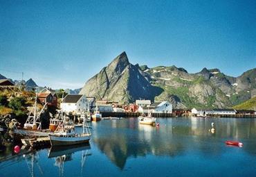 Norsko - Lofoty a příroda na polárním kruhu