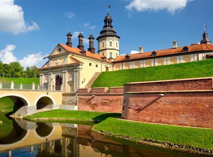 Bělorusko - Romantické putování v zemi jezer, národních parků a architektonických skvostů