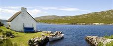 Irsko - Galway, NP Connemara, Aranské ostrovy a výstup na Croagh Patrick