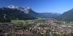 Německo - Bavorské Alpy, Orlí hnízdo a zámky Ludvíka II.