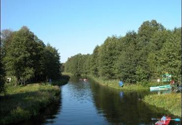 Polsko - Mazurská jezera na kole a na lodi