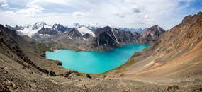 Kyrgyzstán a Tádžikistán - Pamír a Ťan Šan pro každého