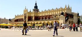 Polsko - Krakov, Vratislav, Vělička a UNESCO