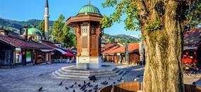 Bosnou a Hercegovinou do Černé Hory - hotel