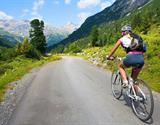 Rakousko - Po rovině napříč Alpami