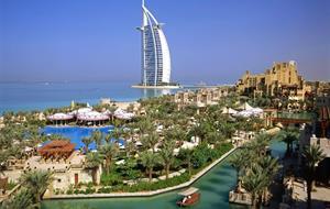 Spojené arabské emiráty - perla luxusu