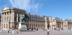 Francie - Paříž a zámek Versailles