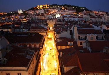 Portugalsko - Lisabon, královská sídla a krásy pobřeží Atlantiku s koupáním