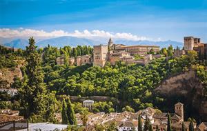 Španělsko - Andalusie a Kastilie s dobrou partou