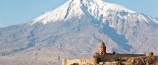 Arménie - Rajská země Noemova