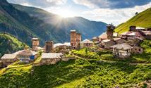 Gruzie s příjemnou turistikou