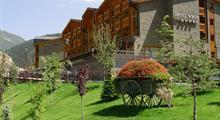 Pohodový týden - Andorra - srdce Pyrenejí - letadlo - exclusive