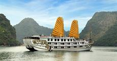 Barevný Vietnam s plavbou v zátoce Ha Long Bay