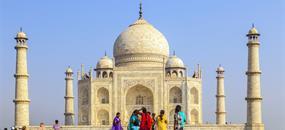 Mystická Indie - posvátná cesta z Jaipuru do Váránasí