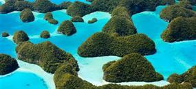 Palau - ostrovní perla Mikronésie s výlety
