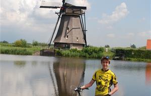 Holandsko - Holandsko na kole