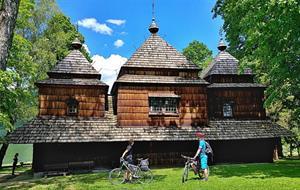 Polsko - Polské Bieszczady na kole v pohodě - hotel