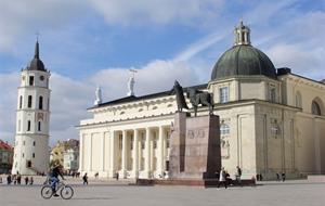 Litva - Národní parky Litvy na kole