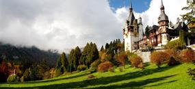 Rumunsko - Přes hory a kláštery do Drákulovy Transylvánie