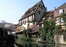 Francie - Alsasko na kole - vinná stezka