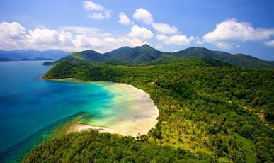 Thajsko - Ko Chang - pohoda na Sloním ostrově