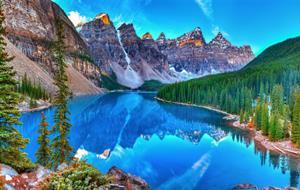 Kanada, USA - Do srdce národních parků s lehkou turistikou