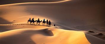 Maroko - velký okruh zemí plnou kontrastů