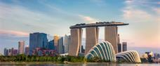 Singapur - Pohoda v Singapuru s výlety