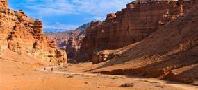 Kazachstán - Země kočovníků, orlů a dechberoucích přírodních krás