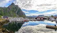 Norsko, Švédsko - Velký polární okruh