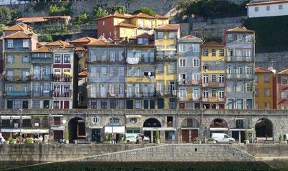 Portugalsko - Porto, příroda, památky a víno