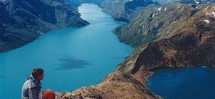 Norsko - Krásy jihozápadních fjordů - let