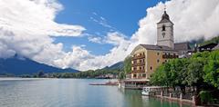 Rakousko - K alpským termálům na kolech