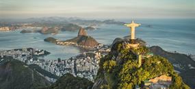 Rio de Janeiro - Pláže Ria s výletem do císařského města
