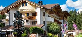 Pohodový týden v Alpách - Itálie - V nitru Dolomit - Alta Badia