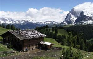 Itálie - Italské Dolomity s dobrou partou - ferraty
