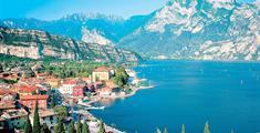 Pobyt pod Alpami - Itálie - Pohoda u Lago di Garda
