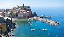 Pohodový týden v Alpách - Itálie - Turistika a moře v Cinque Terre