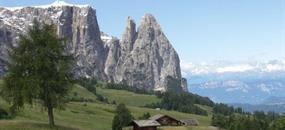 Itálie - Italské Dolomity s dobrou partou - turistika