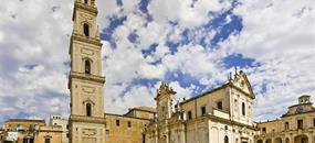 Itálie - Nejkrásnější místa Apulie - památky i křišťálové moře
