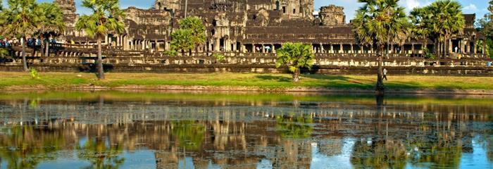 Pohoda na nefritovém ostrově Phu Quoc s kambodžským skvostem Angkor Wat