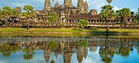 Vietnam, Kambodža - Pohoda na nefritovém ostrově Phu Quoc s kambodžským skvostem Angkor Wat