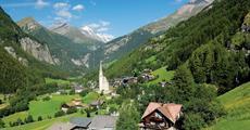 Pohodový týden - Rakousko - Alpský král Grossglockner s kartou